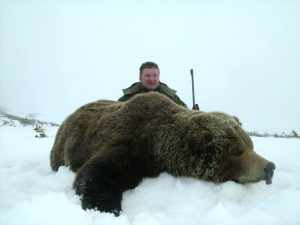 hunting in russia, magadan region