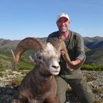 Toddy Fry hunting with Kulu Safaris in Magadan, Russia