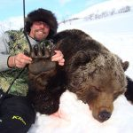 brown bear hunting outfitter